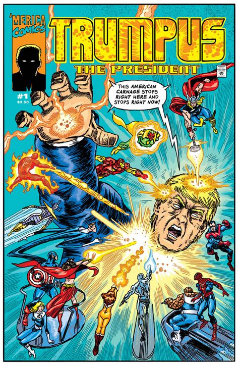 president trump clashes  marvel dc richie rich   unquotable trump