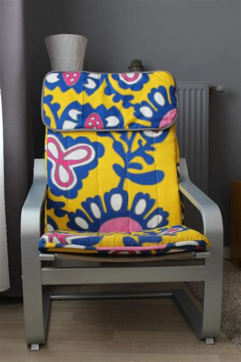 ikea poang chair cover diy 13 easy and fast diy ikea poang chair hacks shelterness