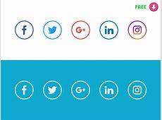 Free Social Media icons by Ravindra Kathe ~ EpicPxls