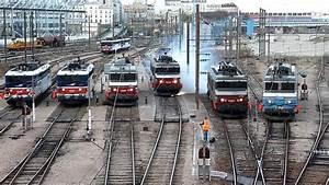 Fermeture Du D U00e9p U00f4t De Locomotives De Paris La Villette