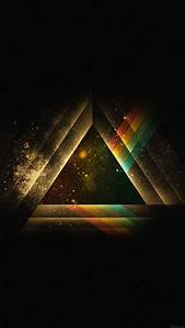 Ac07-wallpaper-triangle-art-rainbow-illust-graphic