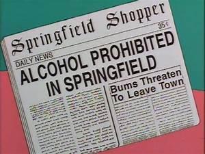 simpsonsforssteachers - Homer vs. The Eighteenth Amendment