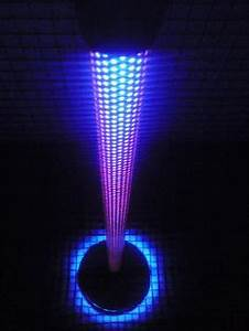 Image Gallery Neon Microphone