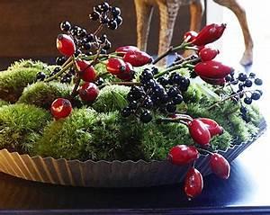 Herbstgestecke Selber Machen : tische herbstlich dekorieren tischdeko ideen zum selbermachen living at home ~ Frokenaadalensverden.com Haus und Dekorationen