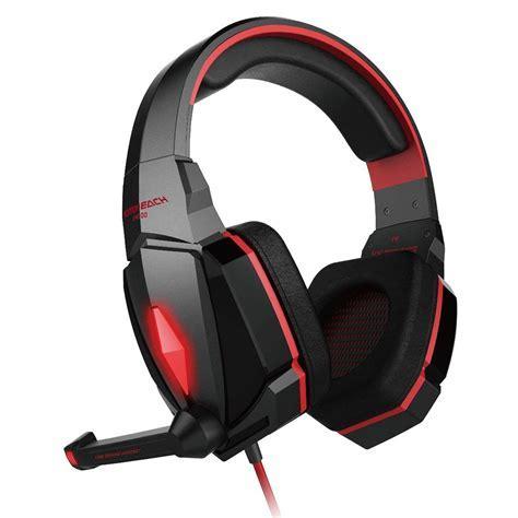 EACH G4000 3.5mm Gaming Headset Stereo Headphones Headband