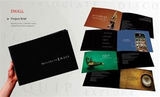design brochure 20 new beautiful corporate brochure design ideas exles