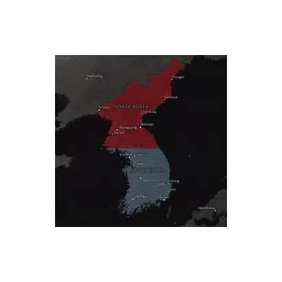 Korea Map North Making Story Koreas