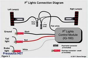 Peterson Trailer Lights Wiring Diagram