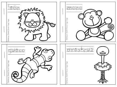 mi libro de colorear de animales salvajes 3
