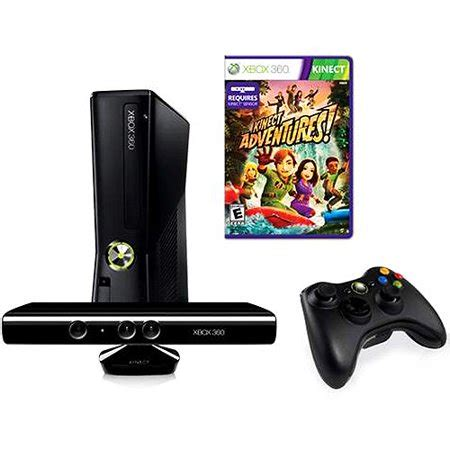 Xbox 360 4gb Console by Xbox 360 4gb Console With Kinect Bundle Walmart