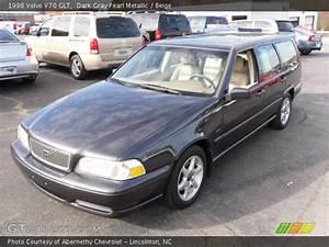 Dark Gray Pearl Metallic - 1998 Volvo V70 Glt - Beige Interior