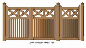 Wood gate download free clip art with a transparent ...