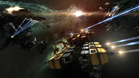 Eve Online Plans Major Mining And Industry Revamp For Odyssey