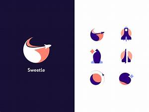sweetle logotype by outcrowd on dribbble