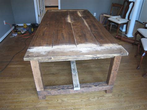 how to build a dining room table with pdf diy diy rustic dining table plans download diy