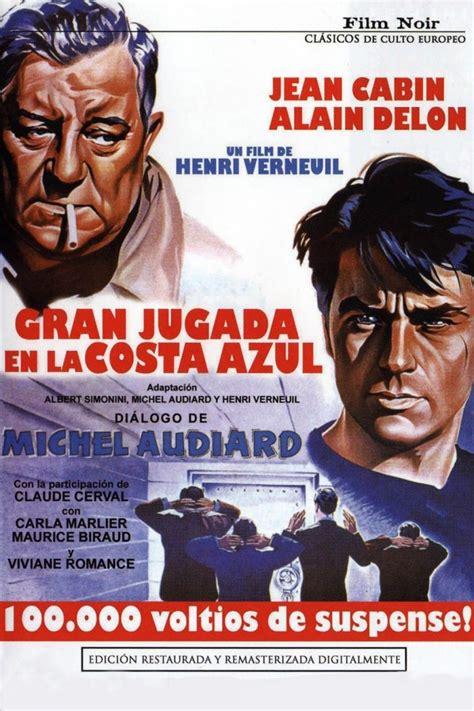 jean gabin voirfilms gran jugada en la costa azul henri verneuil 1963 cinema