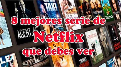 Top 8 Best Series That Must See Netflix (2016) Youtube