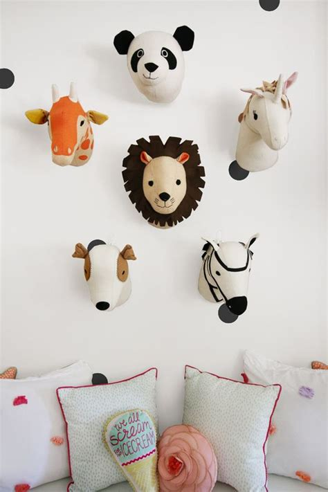 Decorative Animal Head Trend: 23 Cool Ideas   Shelterness
