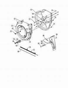 486 24707 Craftsman Professional Lawn Vacuum Tractor