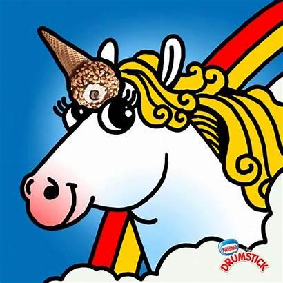 Unicorn Ice Cream Cartoon Gifs Giphy Fantasy