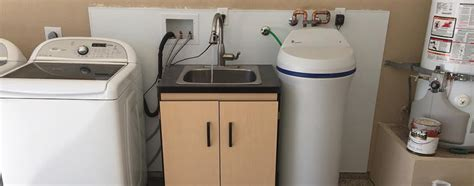 installing a utility sink in basement diy plumbing how to install a utility sink
