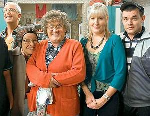 Mrs Brown's Boys Star To Line Up For D'dancing On Strictly