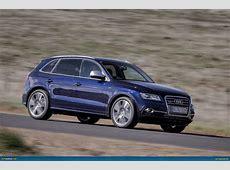 AUSmotivecom » Audi SQ5 TDI – Australian pricing & specs