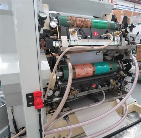 printing units   tissue converting machines
