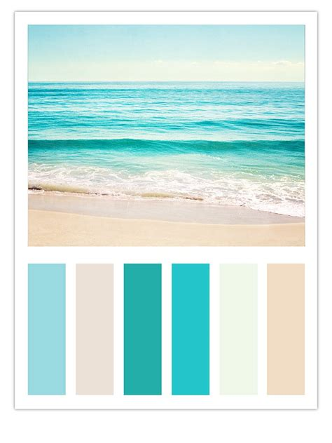 Color Schemes Aqua by Turquoise Color Scheme Carolyn Cochrane Photography