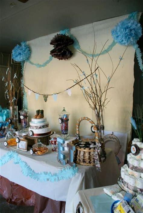 baby shower decorations calgary camo themed baby shower decor photo 5 of 16