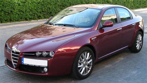 siege auto alfa romeo alfa romeo 159 1 8 mpi 16v 140 hp dati tecnici auto