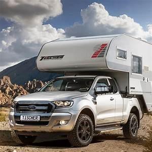 Pick up cabins tischer pickup for Tischer pickup