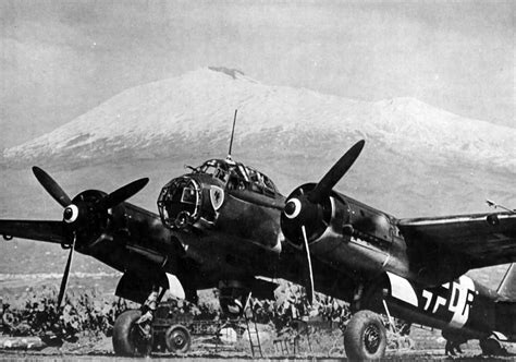 Junkers Ju 88 - Adler Italy 1943 | MilitaryImages.Net