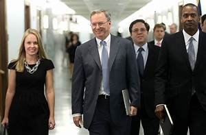 Eric Schmidt Photos Photos - Google CEO Testifies At ...