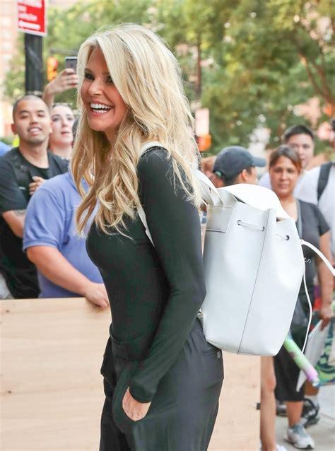 christie brinkley designer backpack christie brinkley