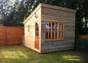 Beautiful Office Shed Plans by Green Building Small Footprint Garden Buildings The