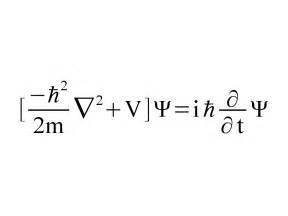 Science is Beauty • Schrödinger equation