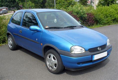 Opel Corsa Opel