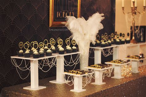 Great Gatsby Themed Graduation Party Time2partaycom