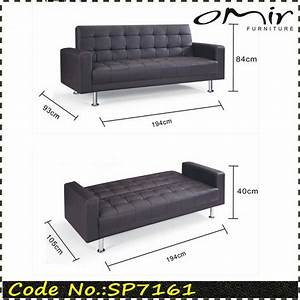 One person sofa bed furniture sp7161 buy one person sofa for Sofa bed measurements