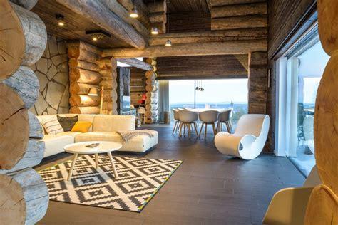 levi  sky luxury villa kittilae discovering finland