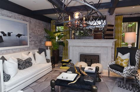 lifestyle   green couch interior design eclectic