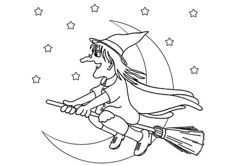 halloween witch hat coloring pages  getcoloringscom