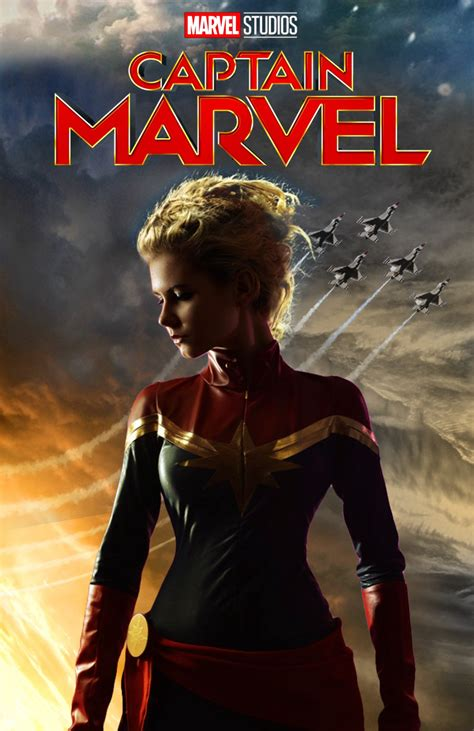 Captain Marvel! Marvelstudios