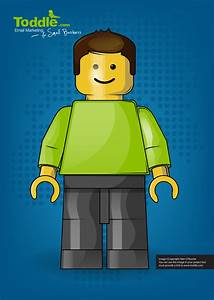 Lego Minifig Vector - Free   Flickr - Photo Sharing!