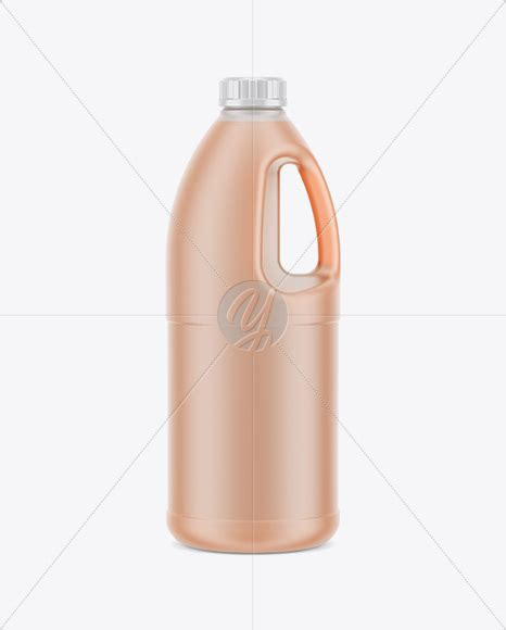 Plastic jerry can mockup in jug & scoop mockups on yellow images object mockups. Download Frosted Plastic Jug With Milk Mockup Side View ...