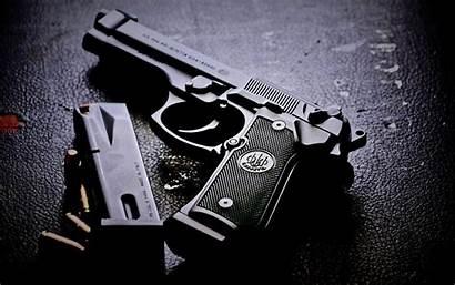 Beretta M9 Pistol Gun Wallpapers Widescreen Blindadas