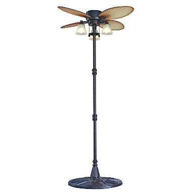 free standing ceiling fan outdoor palm leaf stand fan sam 39 s club