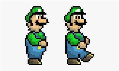 Video Game Sprite Pixel Art