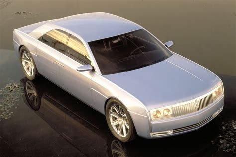 Lincoln Continental Prototype by Ford Reportedly Considering New Lincoln Continental Model